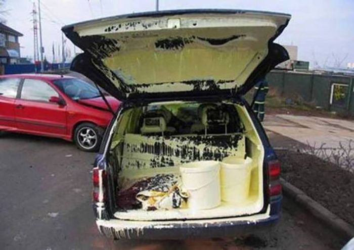 When Bad Things Happen They Usually Come Out Of Nowhere (40 pics)