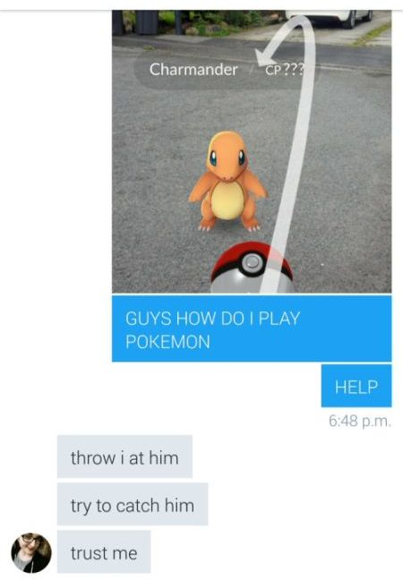 Stupid Guy Destroys His Phone While Playing Pokemon GO (3 pics)