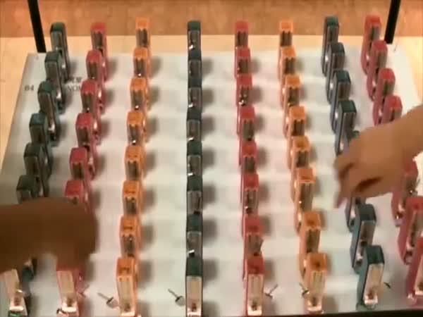 Metronome Experiment