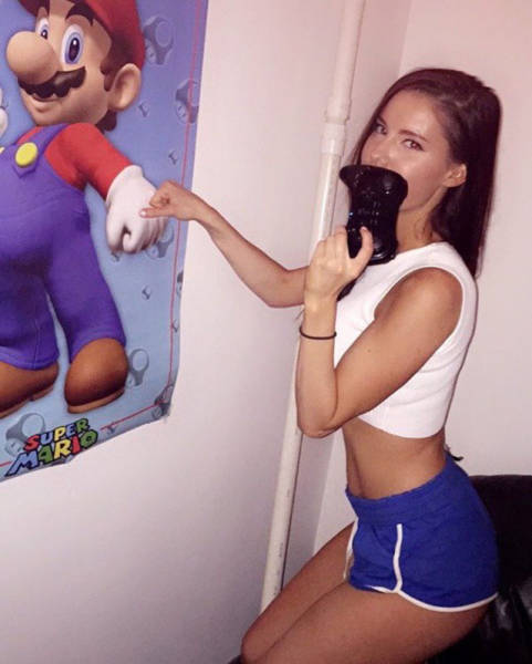 Pictures That Were Made For All The Gamers Around The Globe (29 pics)
