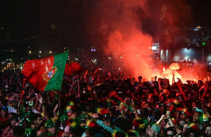 Portugal Defeats France In The Finals Of Euro 2016 (22 pics)
