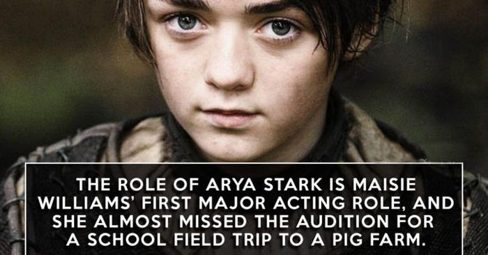 Game of Thrones Facts To Hold You Over Until The Show Returns (40 pics)