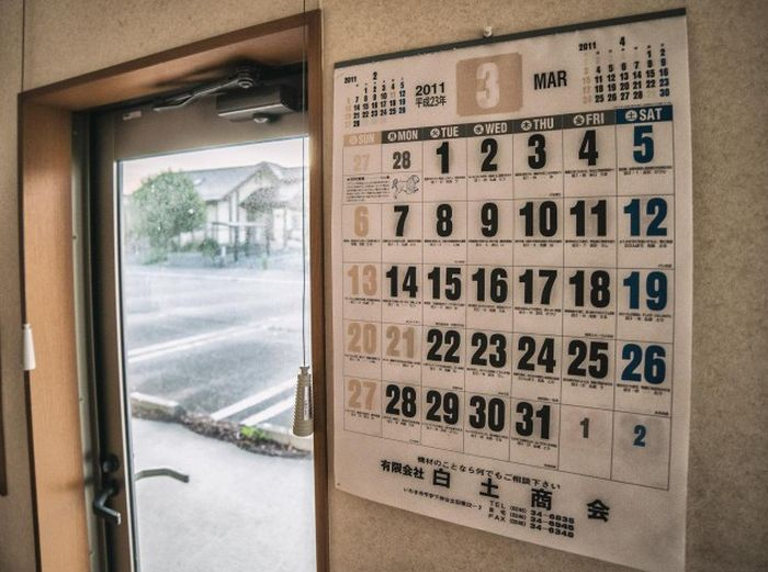 A Man Snuck Into The Fukushima Red Zone And Captured Some Haunting Photos (16 pics)