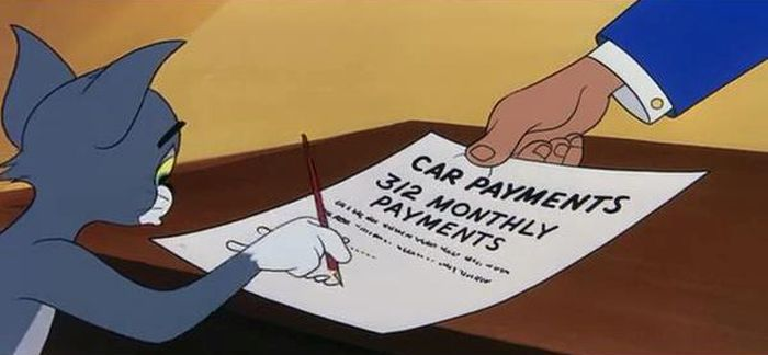 Cartoon Perfectly Sums Up What Buying A Car Is Like (6 pics)