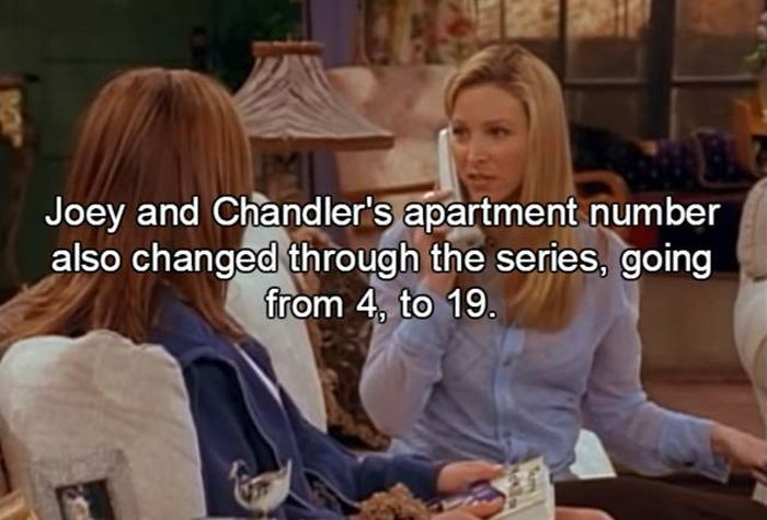 A Few Fun Facts About Friends That Will Make You Feel Nostalgic (24 pics)
