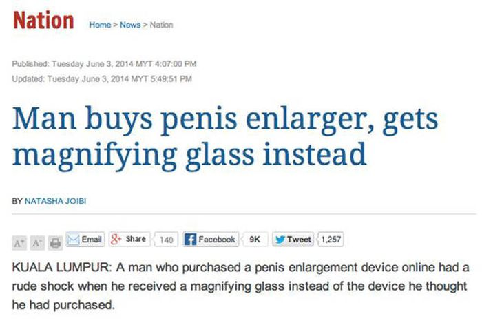 Hilarious News Headlines That Will Keep You Laughing All Week (23 pics)