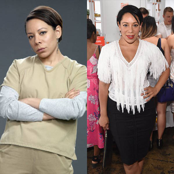 See What The Cast Of Orange Is The New Black Looks Like In Real Life (21 pics)