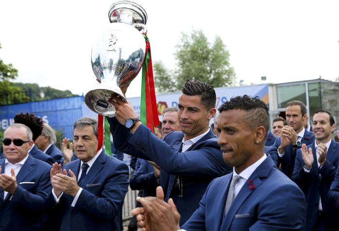 Cristiano Ronaldo And Portugal Keep The Euro 2016 Party Going (19 pics)