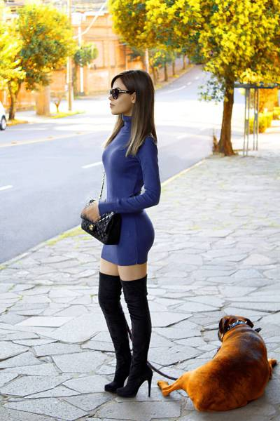 Tight Dresses Hug Sexy Women In All The Right Places 50 Pics-8920