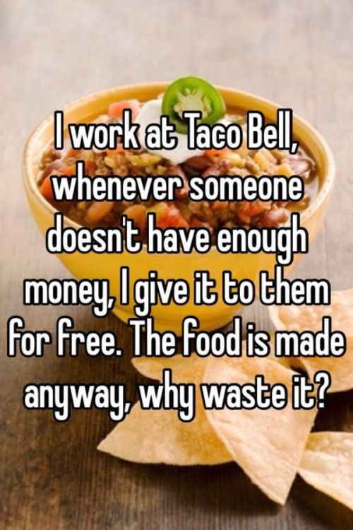 Fast Food Employees Reveal How They Mess With Customers (17 pics)