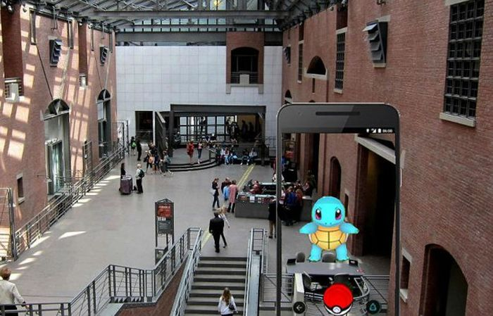 Holocaust Museum Asks Visitors To Stop Catching Pokémon Inside (2 pics)