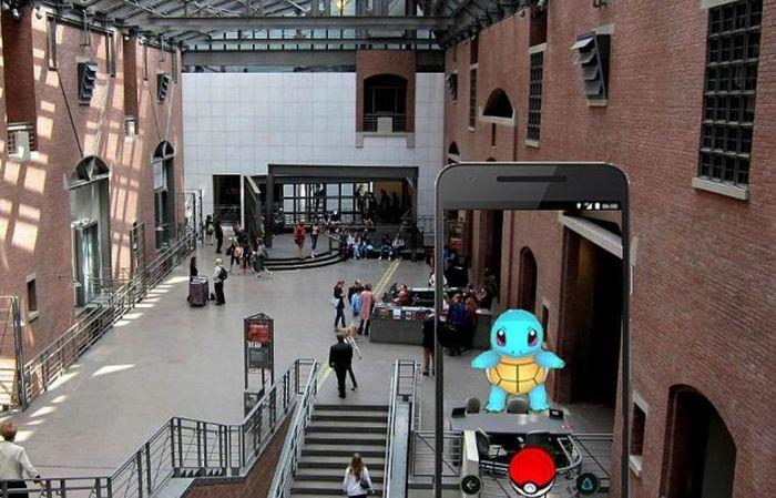 Holocaust Museum Asks Visitors To Stop Catching Pokémon Inside (2 pics)