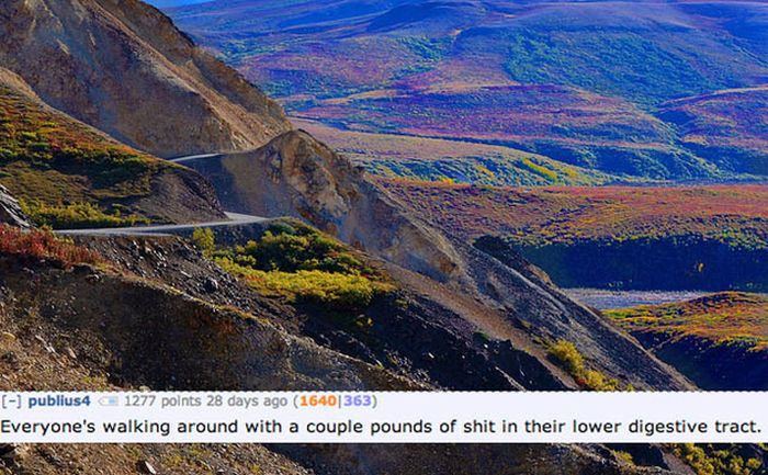 Disgusting Reddit Comments That Will Teach You A Lot About Your Body (17 pics)