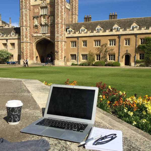 Australian Student Shares Photos Of Her Life At Cambridge (29 pics)
