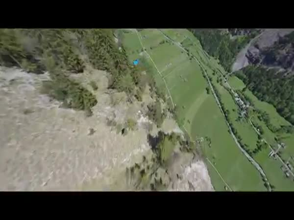 Flight Suit Flying Squirrels