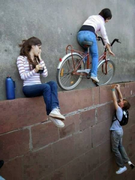 Amazing Pictures That Will Mess With Your Head (48 pics)