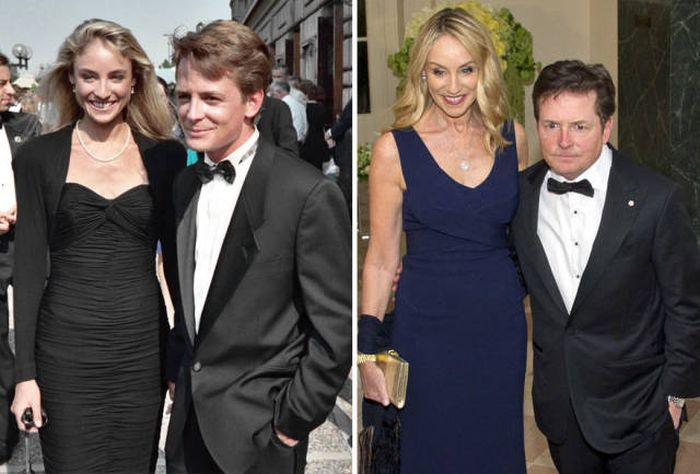 It's A Beautiful Thing When Celebrity Couples Stick Together (39 pics)