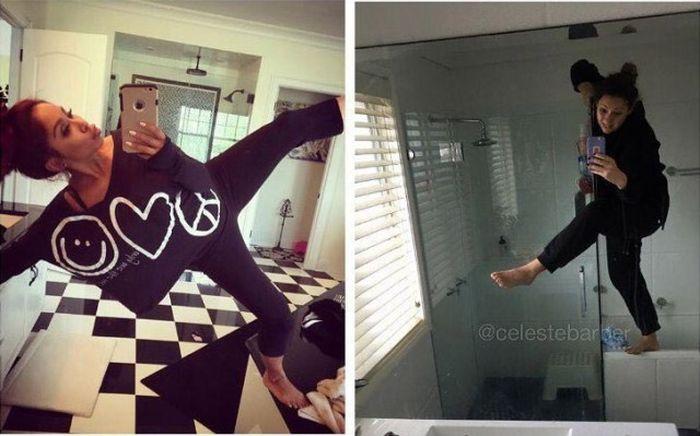 Celeste Barber Loves To Mock Celebrities On Instagram (20 pics)