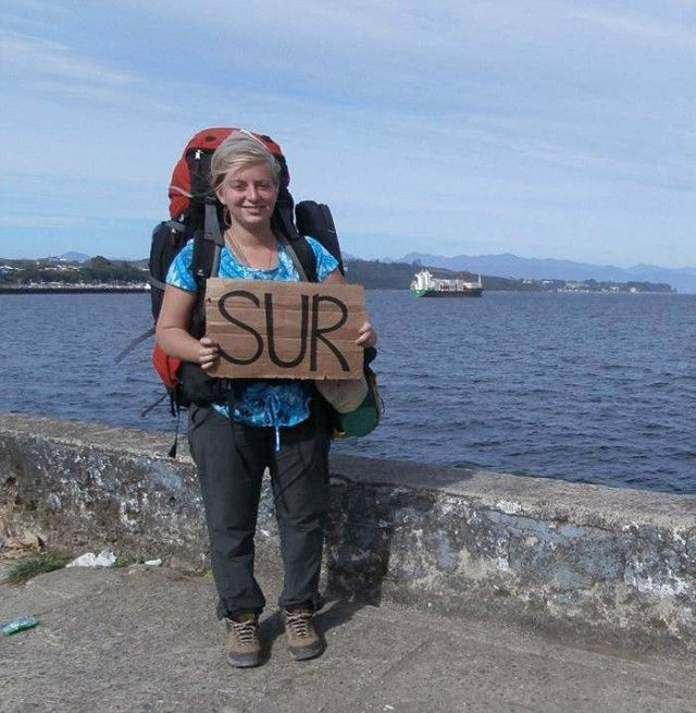This Woman Has Explored 50 Countries By Hitchhiking (13 pics)