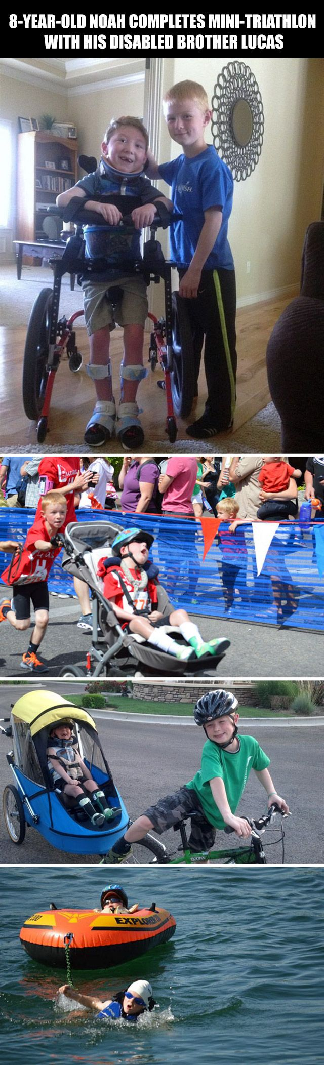 Inspirational Kids Who Will Give You Hope For The Next Generation (25 pics)