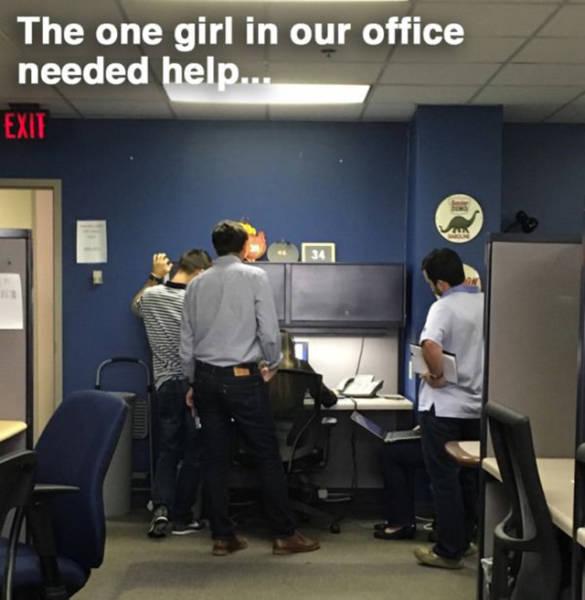 Work Fails & Job LOLs. Part 68 (42 pics)