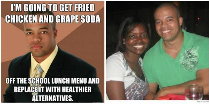 Meet The Real People Behind The Most Popular Memes On The Internet (24 pics)