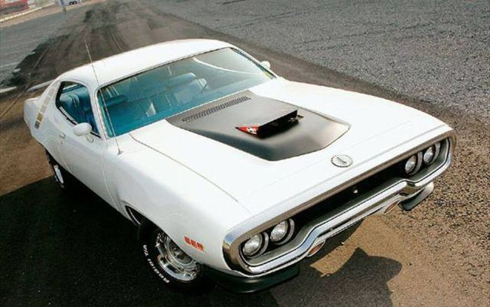 Awesome Pictures That All Muscle Car Lovers Can Appreciate (30 pics)