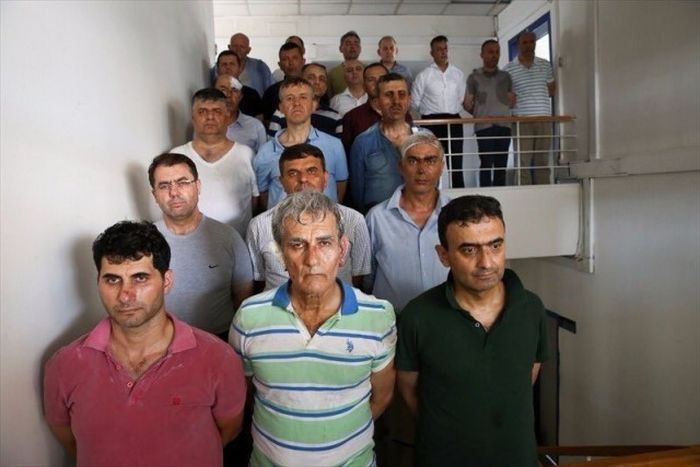 Photos Of Turkey Coup Initiators Surface Online (3 pics)