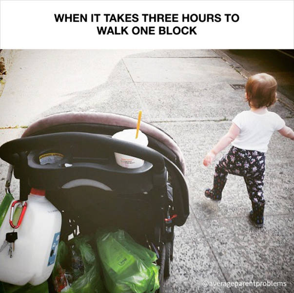 Everyday Problems That All Parents Can Understand (63 pics)