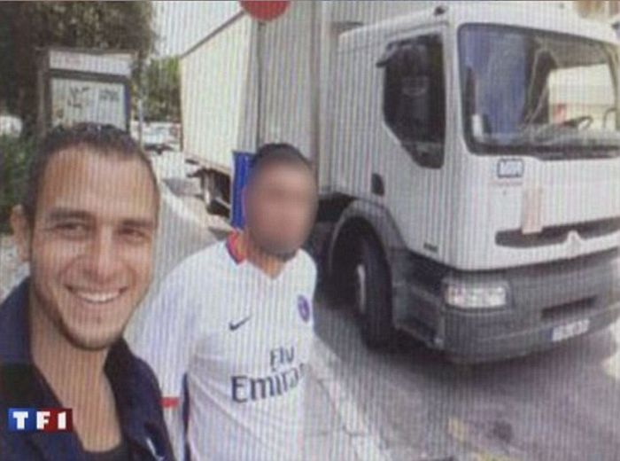 Bastille Day Murderer Leaves Behind A Creepy Selfie In The Truck He Used (3 pics)