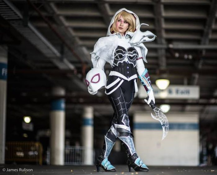 Cool Cosplays Made By Cosplayers Who Love What They Do (40 pics)