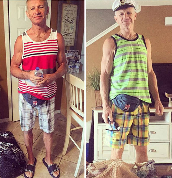 Meet The Most Stylish Dads On Instagram (56 pics)