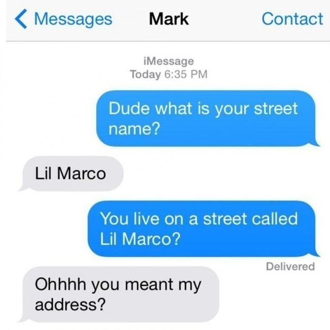 Hilarious Text Messages That Will Tickle Your Funny Bone Until It Hurts (25 pics)