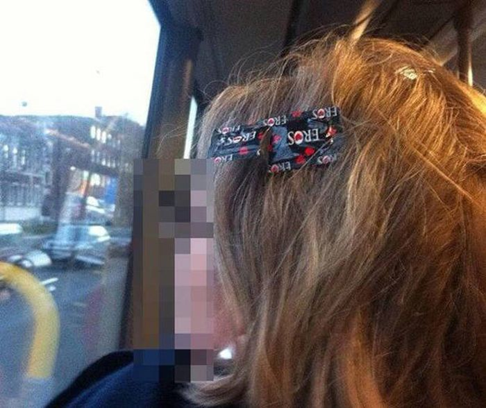 People Who Are Out To Let The World Know That They Have No Shame (38 pics)