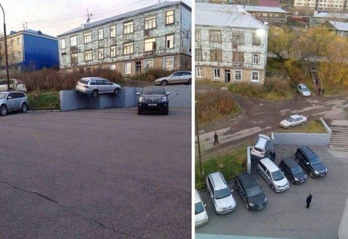 Strange Sights That Will Confuse And Baffle Your Brain (41 pics)