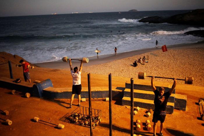 What Beach Life In Rio de Janeiro Looks Like Ahead Of The Olympics (26 pics)