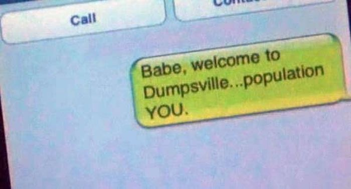 Savage Break-Up Messages That Ripped Someone's Heart Out (18 pics)