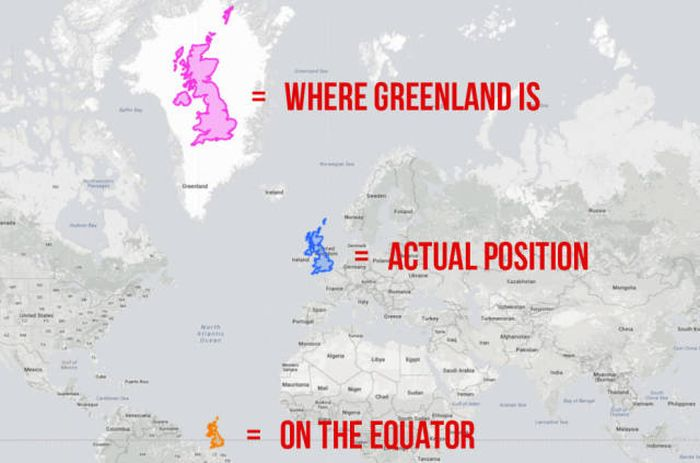 17 Maps That Will Give You A Whole New Perspective Of The World (17 pics)