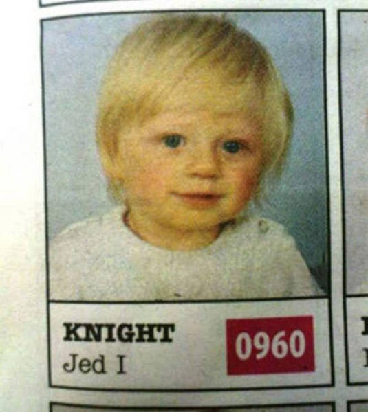 People Who Have To Live With Really Awkward But Hilarious Names (28 pics)