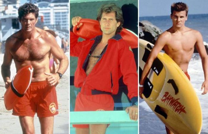 Popular Celebrity Heartthrobs Back In The Day And Today (88 pics)