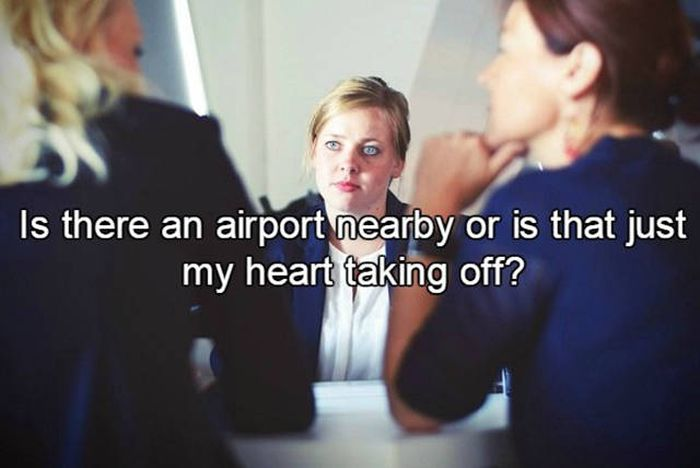 Cheesy Pick Up Lines That Probably Won't Get You A Date (20 pics)