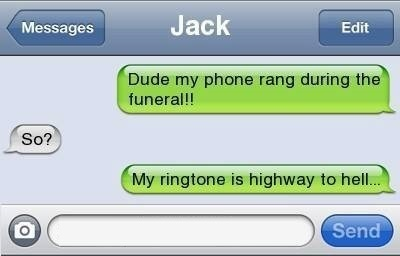 Messages That Prove Texting Is The Funniest Form Of Communication (20 pics)