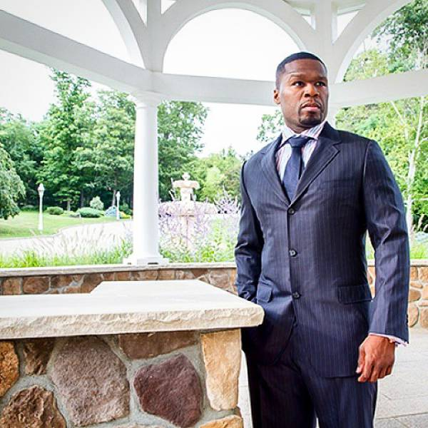 An Inside Look At 50 Cent's Massive $6 Million Dollar Mansion (17 pics)
