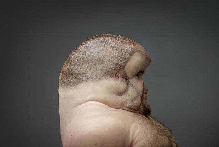 How The Human Body Would Have To Look To Survive A Brutal Car Crash (5 pics)