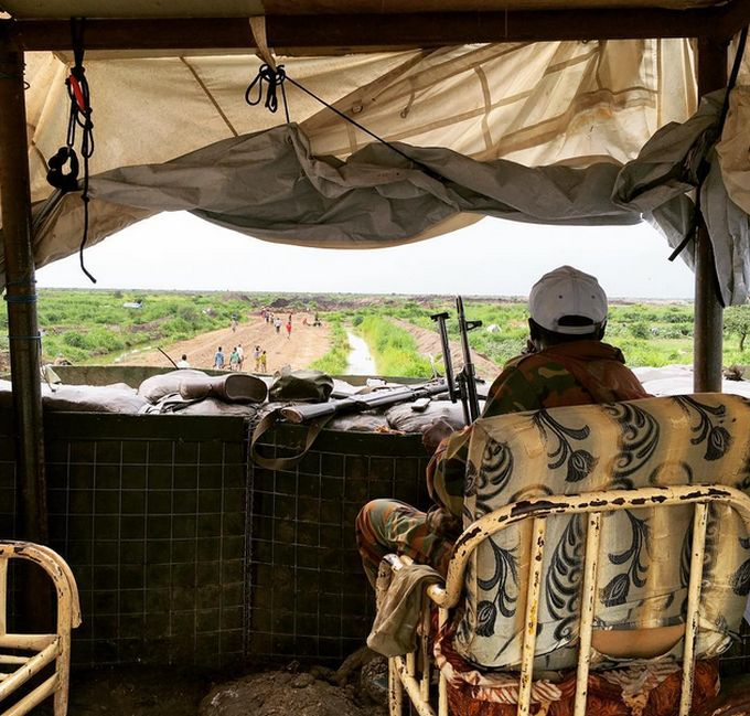 Daily Life In South Sudan (20 pics)