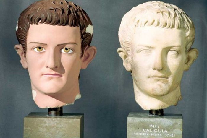 Scientists Use Technology To Provide A New Look At Ancient Sculptures (9 pics)