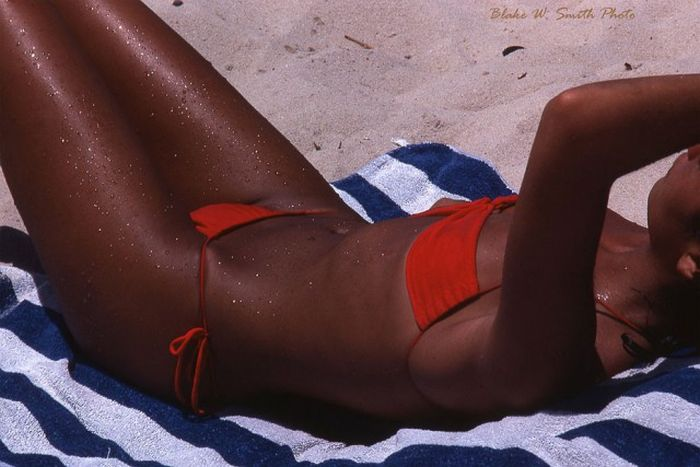 Vintage Photos Of Brazilian Beaches In The Late 1970s (22 pics)