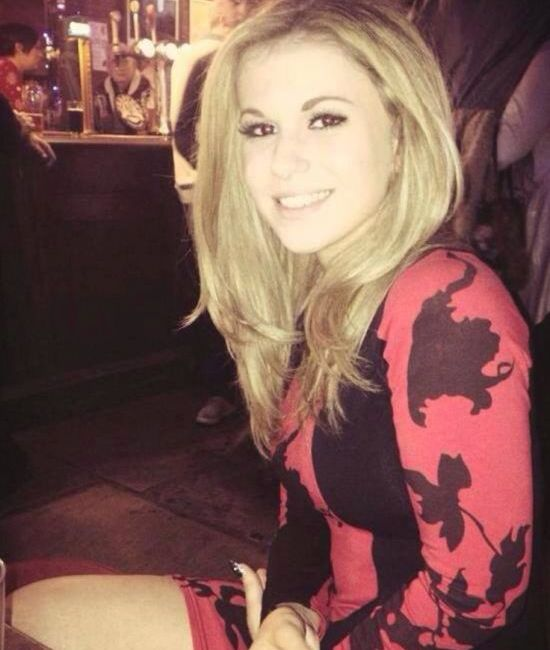 Alton Towers Crash Victim Vicky Balch Looks Stunning In New Racy Pics (7 pics)