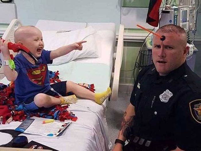 Photos That Prove Some Cops Still Like To Have A Good Time (41 pics)
