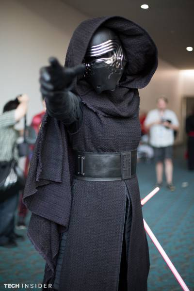 The Most Impressive Cosplay Costumes From San Diego Comic-Con 2016 (57 pics)